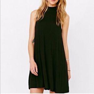 Topshop high neck swing dress